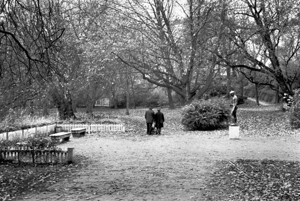 Charlottenburg Park Berlin