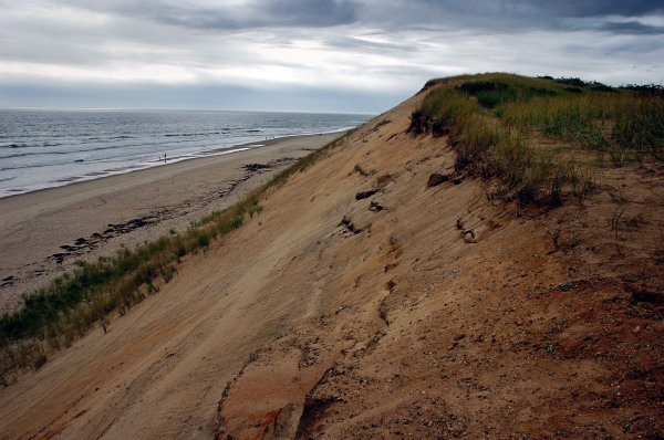 Dunes on the National Seashore