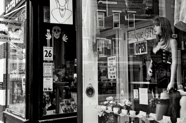 Brattleboro Shop Windows
