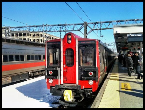MTA Metro-North New Haven Line